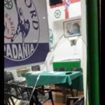 Corteo anarchici a Milano: atti vandalici contro la sede della Lega Nord
