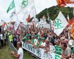 La Lega a Pontida prepara il 2016. Bianchi: «Nostre Gallarate, Varese e Busto»