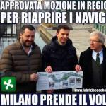 """Navigli, passa al Pirellone mozione per la riapertura, Cecchetti: """"Grande passo per il futuro della Lombardia"""""""